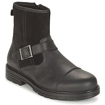 Pantofi Bărbați Ghete André CAVALIER Negru