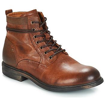 Pantofi Bărbați Ghete André TREVOR Maro