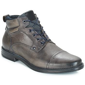 Pantofi Bărbați Ghete André VERON Gri