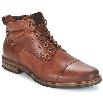 Pantofi Bărbați Ghete André VERON Maro