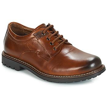 Pantofi Bărbați Pantofi Derby André BOULON Maro