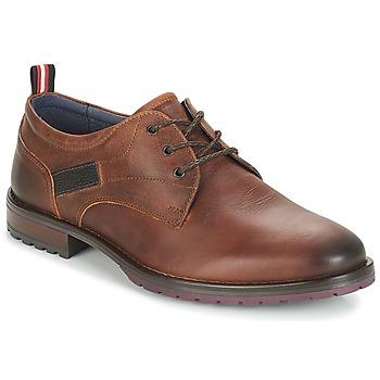 Încăltăminte Bărbați Pantofi Derby André MAURI Maro