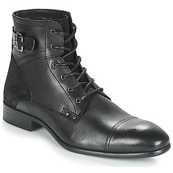 Pantofi Bărbați Ghete André PHILIPPE Negru