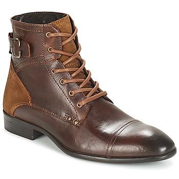 Pantofi Bărbați Ghete André PHILIPPE Maro