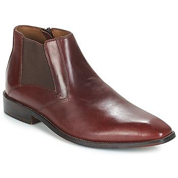 Pantofi Bărbați Ghete André FLORIAN Maro