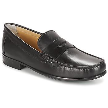 Pantofi Bărbați Mocasini André BUREAU Negru