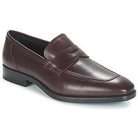 Pantofi Bărbați Mocasini André MOC Roșu-bordeaux