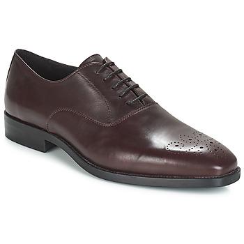 Încăltăminte Bărbați Pantofi Oxford André DIAMOND Roșu-bordeaux