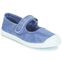 Pantofi Fete Balerin și Balerini cu curea André LA BLEUETTE Albastru