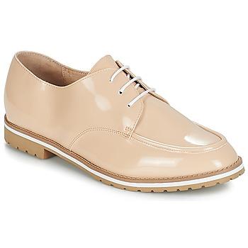 Pantofi Femei Pantofi Derby André CHARLELIE Bej