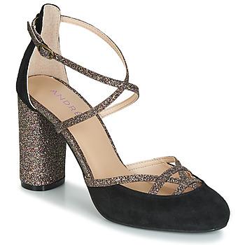 Pantofi Femei Pantofi cu toc André PUMPY Negru
