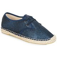 Pantofi Femei Espadrile André DANCEFLOOR Albastru