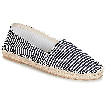 Pantofi Femei Espadrile André JAMAIQUE Dungat / Albastru