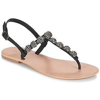 Pantofi Femei  Flip-Flops André LAHORI Negru