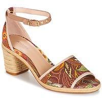 Pantofi Femei Sandale și Sandale cu talpă  joasă André JAKARTA Wielobarwne