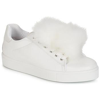 Pantofi Femei Pantofi sport Casual André POMPON Alb