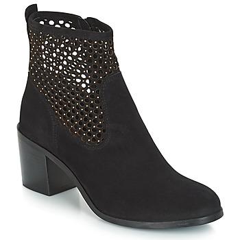 Pantofi Femei Ghete André TOTEM Negru