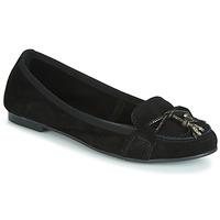 Pantofi Femei Balerin și Balerini cu curea André COQUETTE Negru