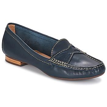 Pantofi Femei Mocasini André DORY Bleumarin