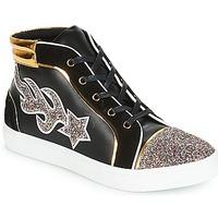 Pantofi Femei Pantofi sport stil gheata André LOTUS Negru