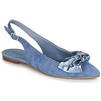 Pantofi Femei Balerin și Balerini cu curea André LARABEL Jean