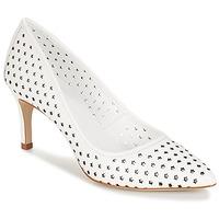 Pantofi Femei Pantofi cu toc André LOUNA Alb