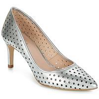 Pantofi Femei Pantofi cu toc André LOUNA Argintiu