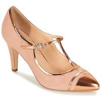 Pantofi Femei Pantofi cu toc André LORETTE Roz