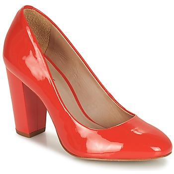 Pantofi Femei Pantofi cu toc André PIPELETTE Corai