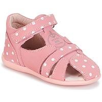 Pantofi Fete Sandale și Sandale cu talpă  joasă André MARINA Roz