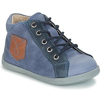 Pantofi Băieți Ghete André POCHE Albastru
