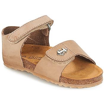 Pantofi Băieți Sandale  André MATELOT Bej