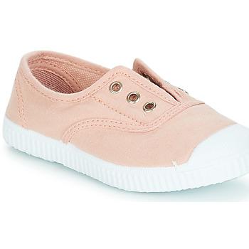 Încăltăminte Fete Pantofi Slip on André LES VACANCES Roz