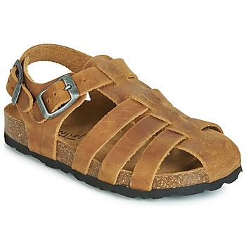 Pantofi Fete Sandale  André TOTEM Camel