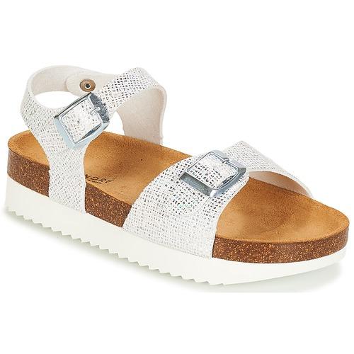 Pantofi Fete Sandale  André LAURE Argintiu
