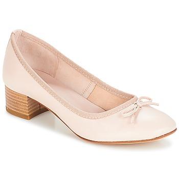 Pantofi Femei Balerin și Balerini cu curea André POETESSE Bej