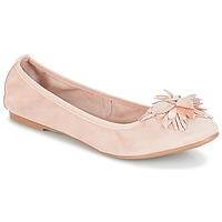 Pantofi Femei Balerin și Balerini cu curea André DAHLIA Nude