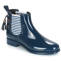 Pantofi Femei Cizme de cauciuc André BLEUENN Bleumarin