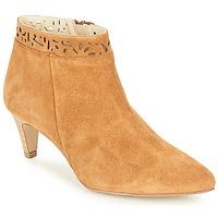 Pantofi Femei Botine André SABLON Camel