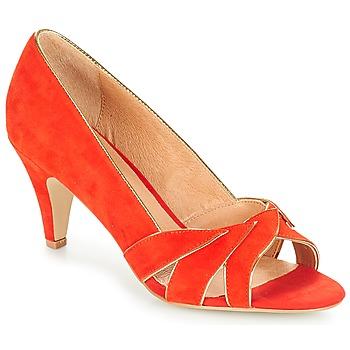 Pantofi Femei Pantofi cu toc André BANJO Roșu
