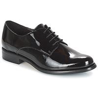 Pantofi Femei Pantofi Derby André LOUKOUM Negru