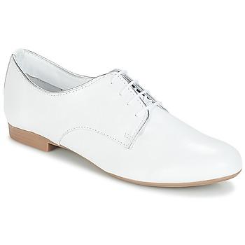 Încăltăminte Femei Pantofi Derby André COMPERE Alb