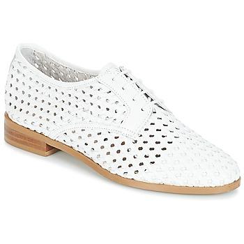 Încăltăminte Femei Pantofi Derby André TRANSAT Alb