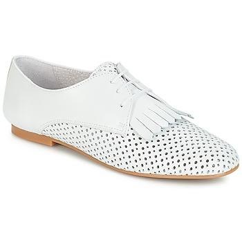 Încăltăminte Femei Pantofi Derby André DELICAT Alb
