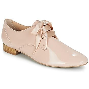 Pantofi Femei Pantofi Derby André GOURMANDISE Nude