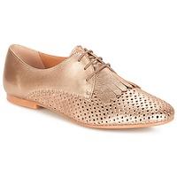Încăltăminte Femei Pantofi Derby André DELICAT Auriu