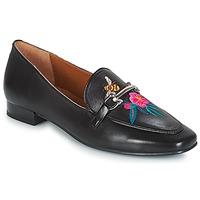 Pantofi Femei Mocasini André HENSON Negru