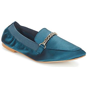Pantofi Femei Mocasini André AMULETTE Albastru