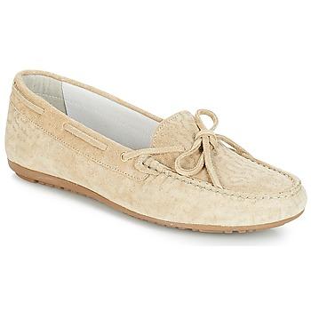 Pantofi Femei Mocasini André FRIDA Bej