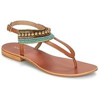 Pantofi Femei Sandale și Sandale cu talpă  joasă André MAYOTTE Maro